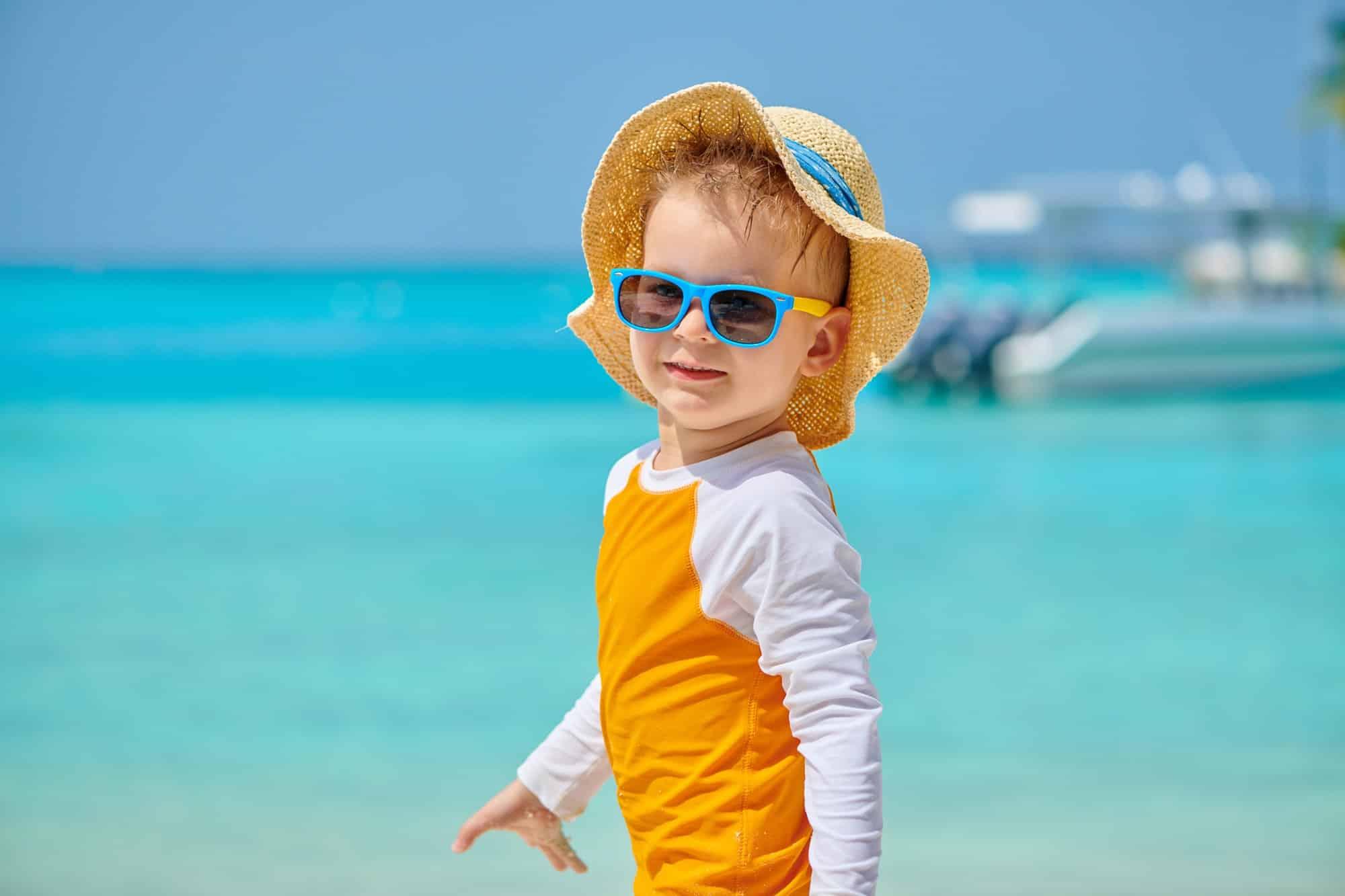 Kinderaugen noch besser vor der Sonne schützen